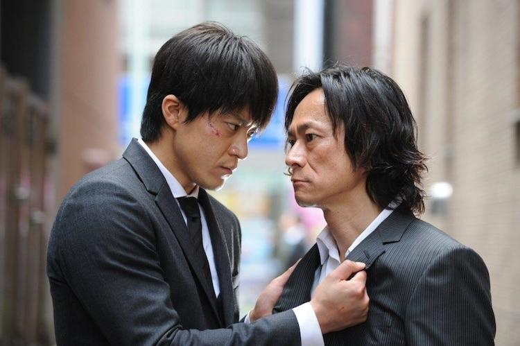 ドラマ「BORDER」第7話のワンシーン。 (c)テレビ朝日