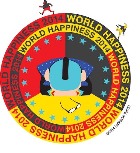 「WORLD HAPPINESS 2014」キービジュアル