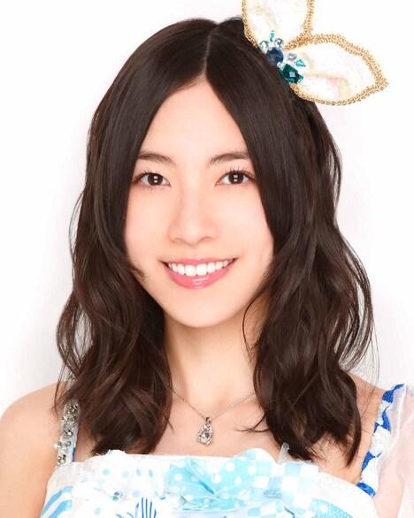 松井珠理奈(SKE48チームS / AKB48チームK兼任) (c)AKS