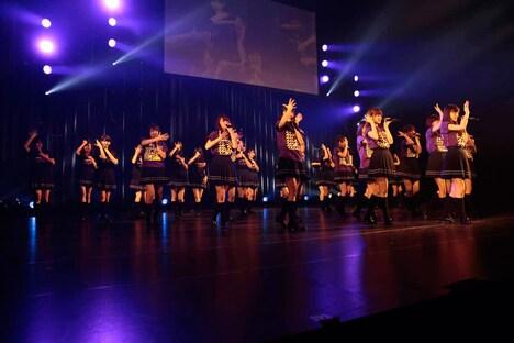 乃木坂46「16人のプリンシパル trois」ミニライブの様子。 (c)乃木坂46LLC