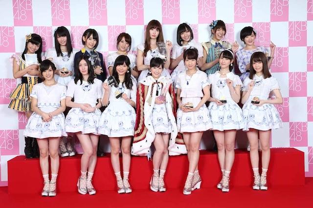 AKB48 37thシングル選抜メンバー (c)AKS