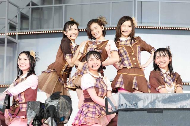 「AKB48 37thシングル選抜総選挙 夢の現在地~ライバルはどこだ?~」ライブの様子。 (c)AKS