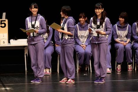 乃木坂46「16人のプリンシパル trois」1幕の様子。 (c)乃木坂46LLC