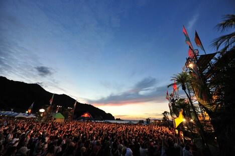 昨年行われた「21st Sunset Live 2013 -Love&Unity-」の様子。