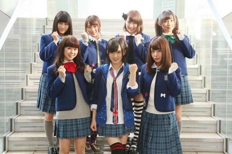 「NMB48 げいにん!THE MOVIE リターンズ 卒業!お笑い青春ガールズ!!新たなる旅立ち」ビジュアル