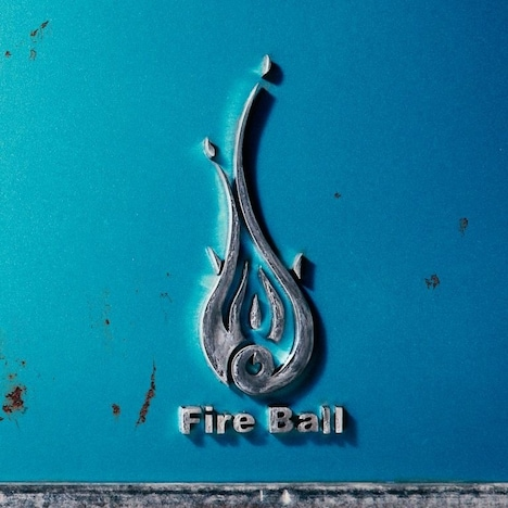 FIRE BALL「one」ジャケット