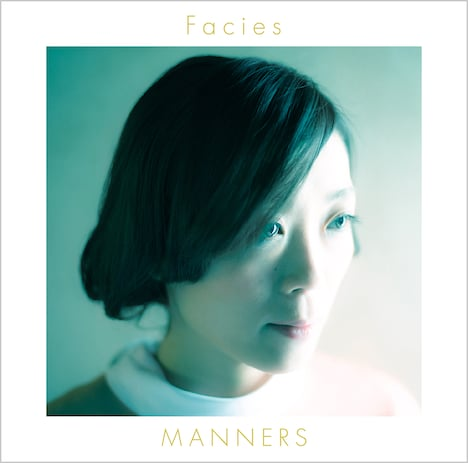 MANNERS「Facies」ジャケット