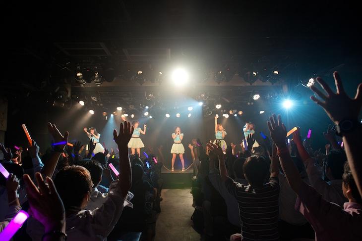 THE ポッシボー定期公演「Road to 中野サンプラザ~番外編~」の様子。