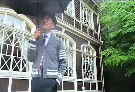 高橋幸宏 (c)NTV