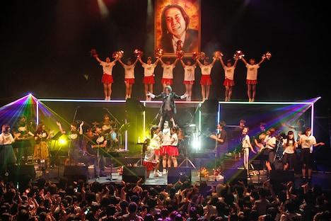 「YANO MUSIC FESTIVAL 2014」初日の様子。
