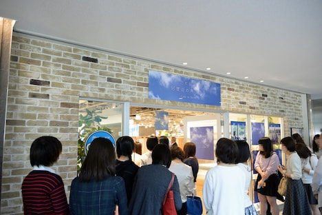 「乃木坂46 何度目の青空か?cafe in 丸の内」外観