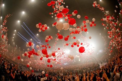 「KAELA presents GO!GO! KAELAND 2014~10years anniversary」Rockin' ZOO公演の様子。