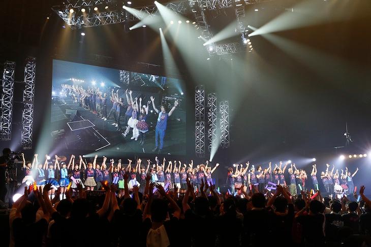2014年11月開催の「ANIMAX MUSIX 2014 YOKOHAMA」の様子。(写真提供:アニマックスPR事務局)