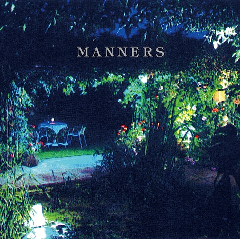 MANNERS「暗号 Theme from another place / Facies」ジャケット