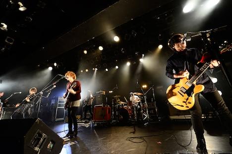 BIGMAMA(Photo by Azusa Takada)