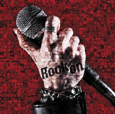 ナノ「Rock on.」通常盤ジャケット