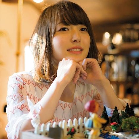 花澤香菜「君がいなくちゃだめなんだ」初回限定盤ジャケット
