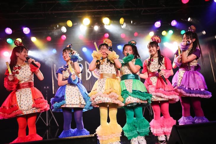 「スピリッツ&しゃちカレ2015presents鯱に夢ちゆう生誕祭!!」の様子。