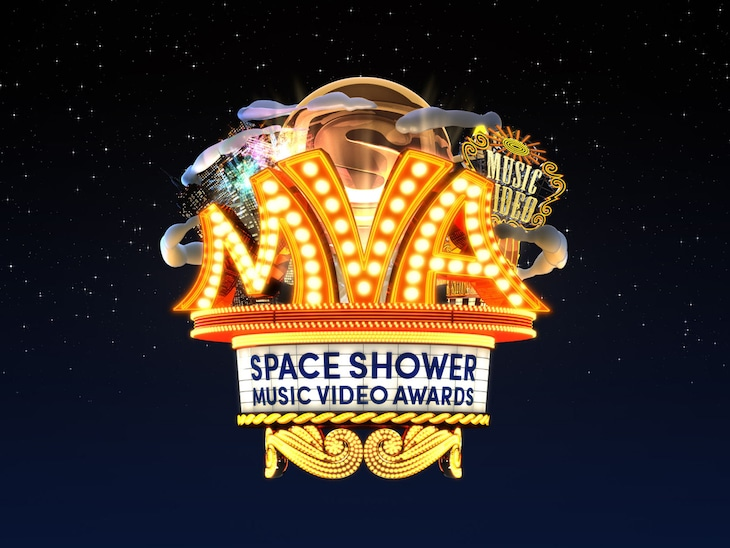 「SPACE SHOWER MUSIC VIDEO AWARDS」メインビジュアル
