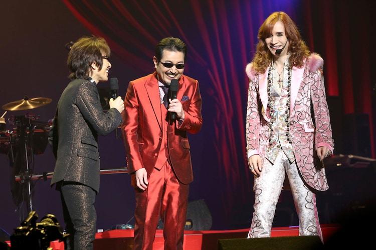 音楽ナタリー            THE ALFEE、桜井賢の還暦祝った2500回記念ライブ