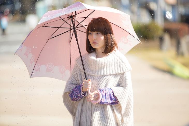 花澤香菜主演映画「君がいなくちゃだめなんだ」のワンシーン。 (c)君がいなくちゃだめなんだプロジェクト