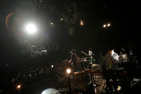 キセル「明るい幻 Release Tour 2015」東京・赤坂BLITZ公演の様子。