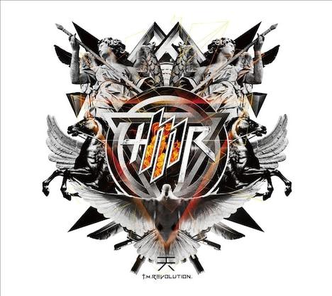T.M.Revolution「天」初回限定盤Aジャケット
