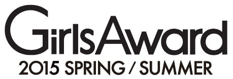 「GirlsAward 2015 SPRING/SUMMER」ロゴ