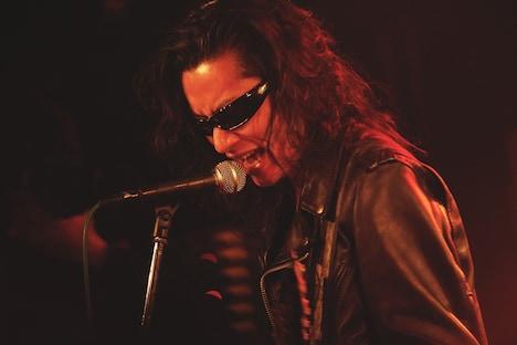 2015年3月に開催された「ゆるウルフ!」でのU.G。(撮影:ハヤシサトル)
