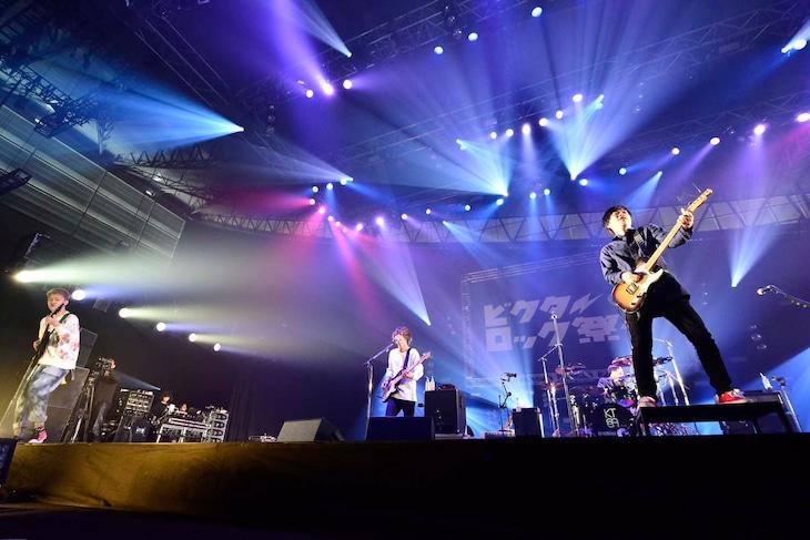 KEYTALK(Photo by Rui Hashimoto / Azusa Takada[SOUND SHOOTER] )