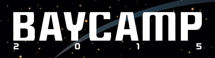 「BAYCAMP 2015」ロゴ