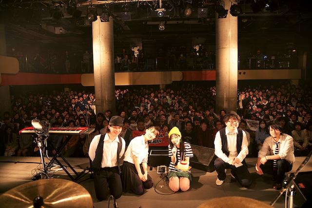 神田莉緒香「KANDAFUL WORLD Vol.5 TOKYO」の様子。