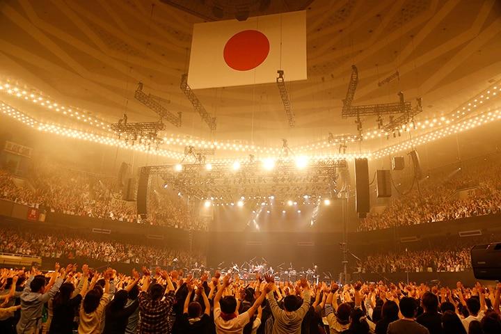 東京スカパラダイスオーケストラ「Live at Budokan ~The Last~」の様子。