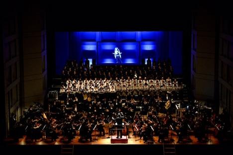 「イーハトーヴ交響曲」2013年の東京公演の様子。