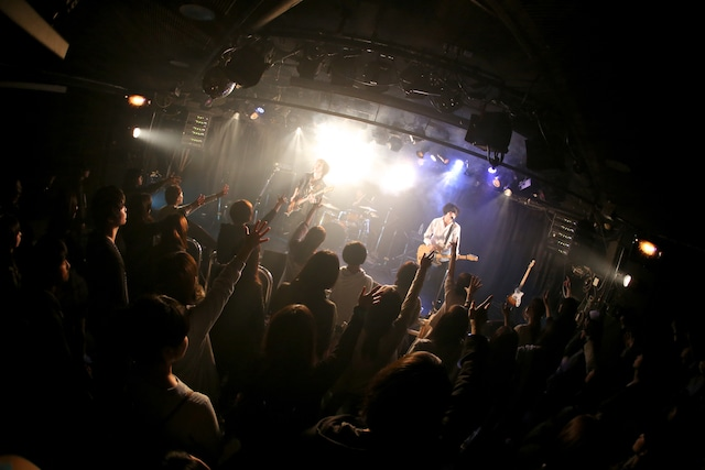 ジョゼ「1st Full Album『Sekirara』Release One-man ONLY (Y)OURS TOUR 2015」の様子。(Photo by Viola Kam [V'z Twinkle])