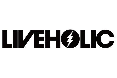 「下北沢LIVEHOLIC」ロゴ