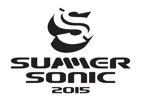 「SUMMER SONIC 2015」ロゴ