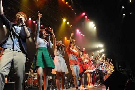 「MUSIC FESTA Vol.3」東京・TSUTAYA O-EAST公演の様子。