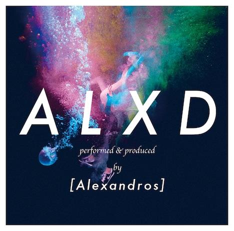 [Alexandros]「ALXD」ジャケット