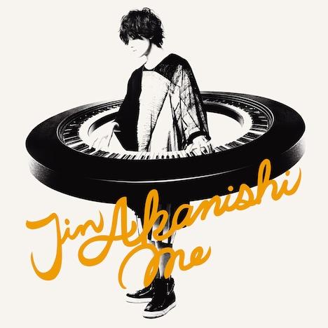 赤西仁「Me」初回限定盤Aジャケット