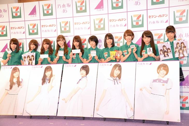 12thシングルの十福神メンバー。