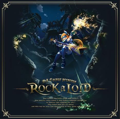V.A.「ROCKaLOID」ジャケット