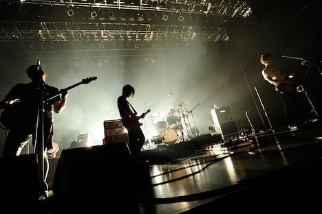 the band apart(撮影:岡本麻衣[ODD JOB LTD.])
