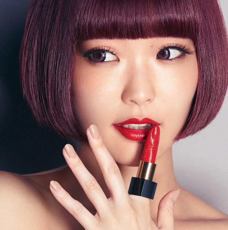 Yun*chi「Lucky Girl*」ジャケット