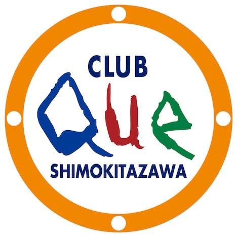 下北沢CLUB Queロゴ
