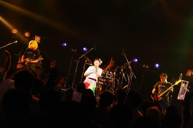 LUI FRONTiC 赤羽 JAPAN (Photo by MASANORI FUJIKAWA)