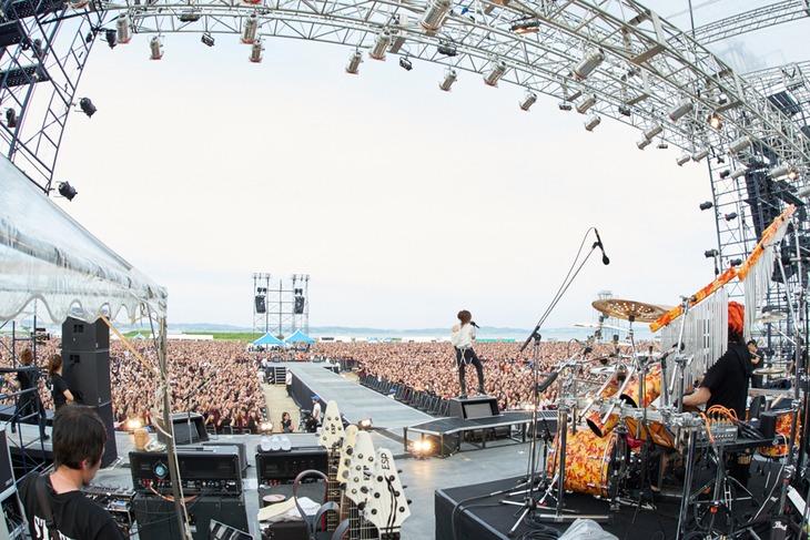 「ABC Dream CUP 2015 LOVE」愛知公演の様子。 (写真提供:エイベックス・ミュージック・クリエイティヴ)