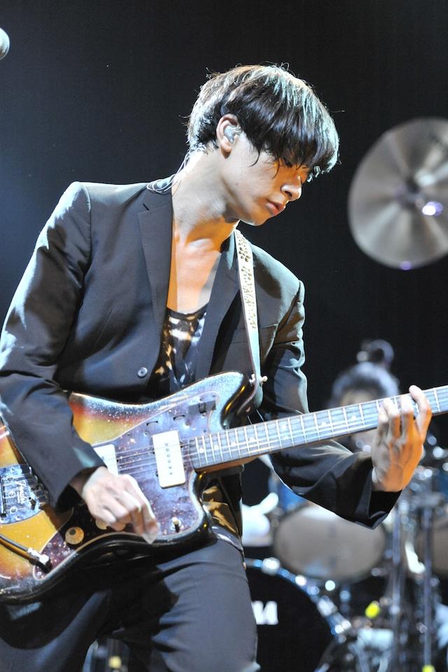 川上洋平(Vo, G / [Alexandros])(写真提供:JAPAN NIGHT実行委員会)