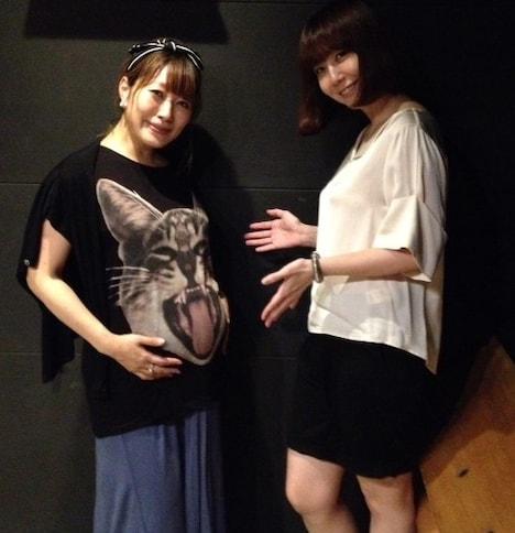 坂本美雨と土岐麻子。