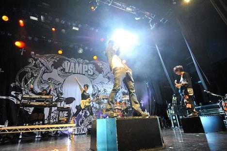 VAMPS(写真提供:JAPAN NIGHT実行委員会)